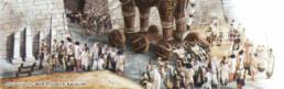 Abitanti di Troia alle Porte Scee