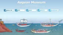 Aegean Museum Homepage