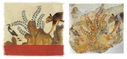 Affresco gatto minoico (restauro)