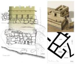 Bastioni difensivi micenei di Atene e Salamina