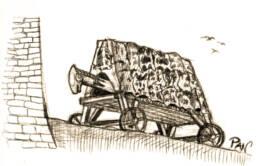 Macchina d'assedio, Cavallo di Troia