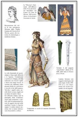 Scheda Clitennestra di Sparta