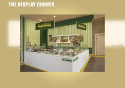 Display Corner