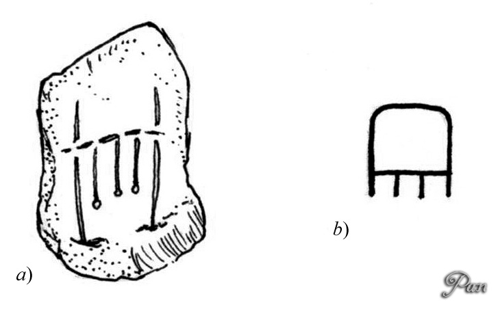 Ideogramma telaio o tela
