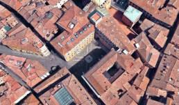 Inquadramento Piazza Salimbeni