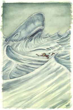 La Balena e Pinocchio