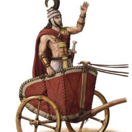 Menesteo signore di Atene