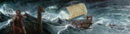 Mille navi Scena Iliade