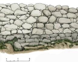 Mura Ciclopiche di Midea