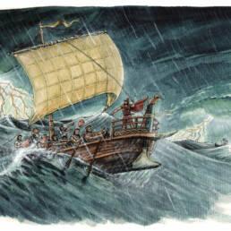 Navigazione antica