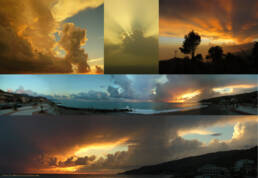Fotografie spettacolari di nuvole
