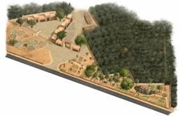 Oasiscape Map Al Ain