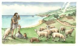 Scena Pastorale Brettia