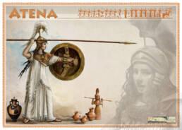 Pannello Atena