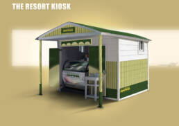 Resort Kiosk