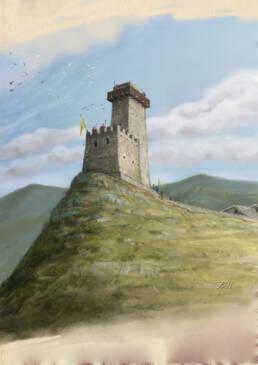 Ricostruzione Torre Mare