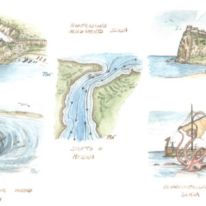Viaggio tra Scilla e Cariddi, dal mito alla realtà