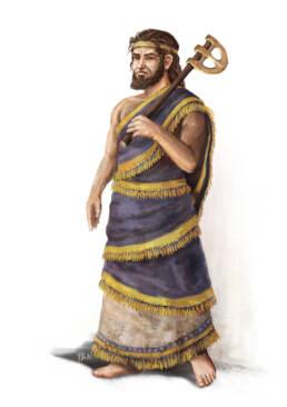 Signore minoico