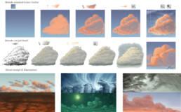 Tutorial Disegnare Nuvole