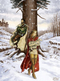 Twins of Winter, Gemelli d'Inverno - PaN