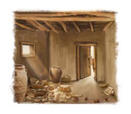 Ufficio sottosopra minoico