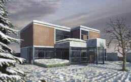 Villa 02 (effetto neve)