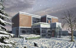 Villa 04 (effetto finale nevicata)